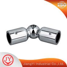 Accessoires de salle de bain de connecteur de tube d'angle réglable
