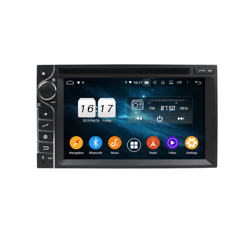 "Universal Android 9.0 6.2 ""Auto-DVD-GPS-Player"