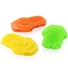 Luvas de massagem de emagrecimento para massageador de corpo de cuidado de pele