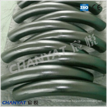 """9d 135 Degree Alloy Steel """" S"""" Bend A234 Wp12"""