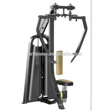 novos produtos Hydraulic Pec fly e deltoid machine
