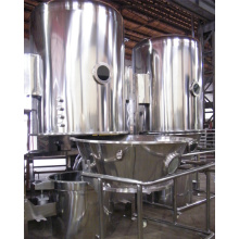 Máquina de secagem de leito fluidizado de alta eficiência