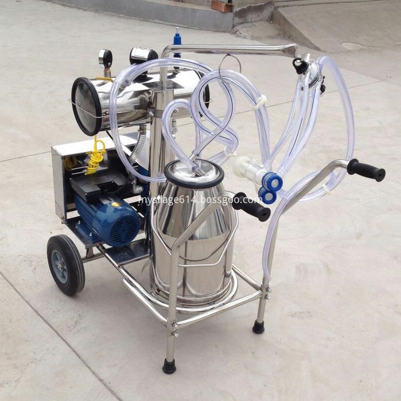 Mjölkningsmaskin