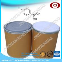 4-Fluorophenylboronic Acid for Pharmaceutical Intermediates
