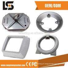 peças sobressalentes sobresselentes sob pressão de alumínio e ligas de alumínio personalizadas adc12