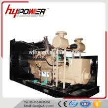 Générateur de puissance 400kw gaz naturel