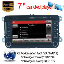 in-Dash Car DVD Player for Skoda Fabia Octavia DVB-T Receiver
