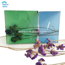 hot sales 4mm reflective temper insulate single glass sheets price for wall in China