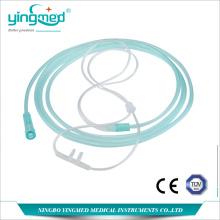 Disposable PVC Nasal Oxygen Cannula
