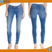 Jeans Denim Jeans Novo Estilo Moda Feminina