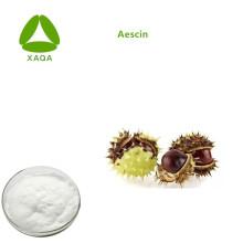 Kräuterextrakte Rosskastanienextrakt Aescin 98% Pulver