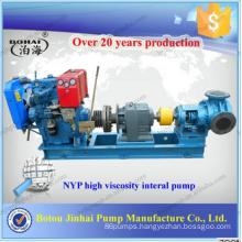 NYP high viscous fluid pumps/viscous liquid pumps