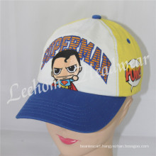 Fashion Kids Cap with Tatami Embroidery