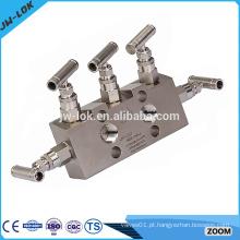 Válvula CF8 de 5 válvulas Fabricante