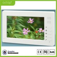 Sistema de intercomunicación con videoportero IP para apartamentos