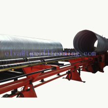 Metal Culvert Pipe Machine para la venta