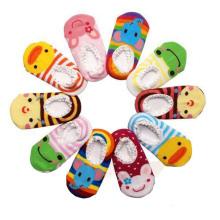 Socquettes enfants avec anti-dérapant (KA200)