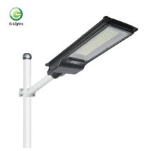 Luzes de rua LED solares sem controle remoto
