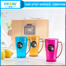 Neway Fashional Zahnbürste Cup, Plastikbecher