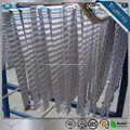 Silver Aluminum battery cooling pad for vertical