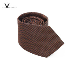 low price high quality custom Polyester jacquard Woven Ties