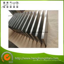 Bonne qualité Plaque et plaque en alliage de nickel et de nickel ASTM B162
