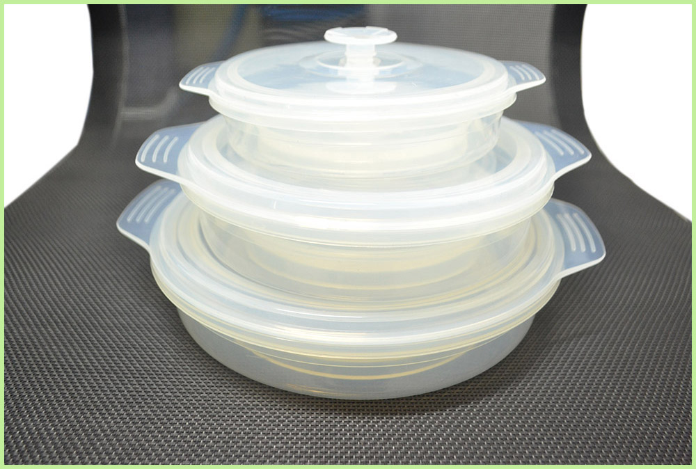 Food Grade Silicone Storage Food Container Bowl