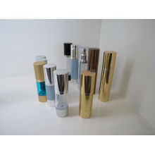 100ml 200ml Big Airless Cosmetic Bottle With Sprayer