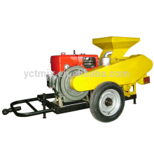 5TYM-5New Condition and Agricultural Machinery Type maize thresher