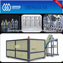 4 cavidade Máquina de sopro usada automática da garrafa do animal de estimação Escolha da qualidade