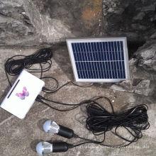 Сельские рынки солнечное освещение водить света системы фар Качество с TUV одобрил