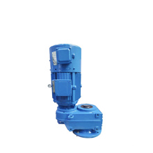 R series parallel shaft helical gear motor