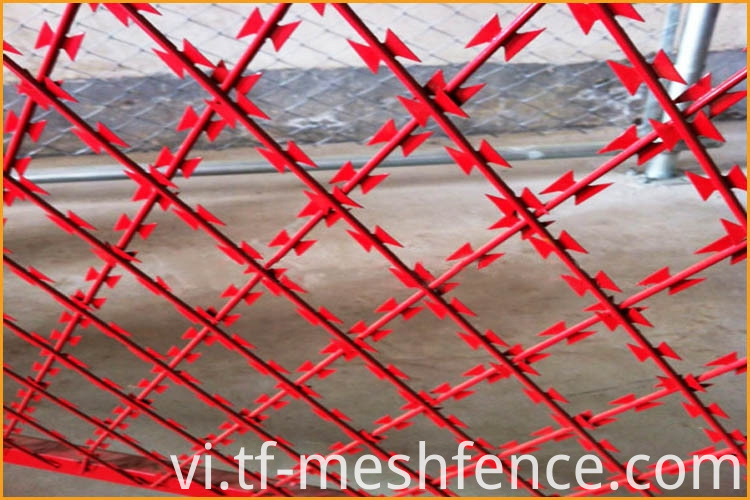 welded concertina razor wire mesh 5