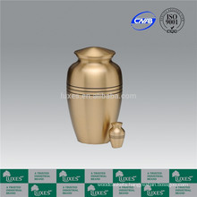 LUXES Ashes Cremation Metal Urns Cheap Urns