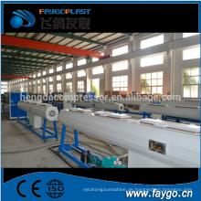 PP / PE / PPR-Rohrextrusionsmaschine mit Preis / heißer Verkaufsextrusionsmaschine / Plastikextruder