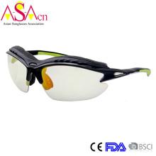 Мужская мода Дизайнер спорта UV400 Защита ПК Солнцезащитные очки (14364)