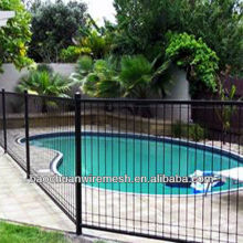 Decorative and protection using beautiful metal fence and gates