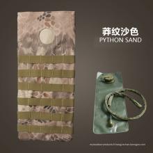 Vente chaude tactique Sport eau potable sac militaire Portable sac