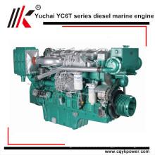 Motor marino diesel interno del motor del barco 6 de 4 tiempos 540hp para la venta