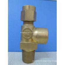 Hochdruck-nahtloses Stahlzylinderventil