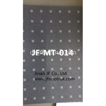 JF-MT-014 Bus Vinylboden Bus Mat Yutong Bus