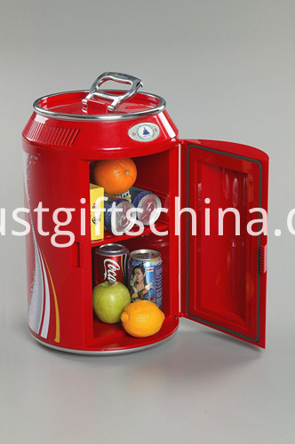 Coca-Cola Shape Mini Fridge