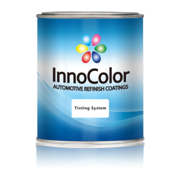 InnoColor Lemon Yellow Car Paint