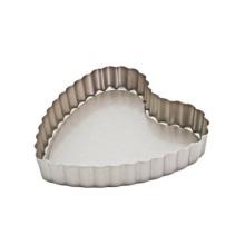Herzförmige abnehmbare Kuchenform