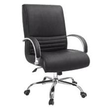 Cadeira de conferência de escritório de escritório moderna de apoio na parte traseira do meio (HF-BLA174B)