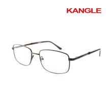 Самый дешевый экономической основной линии классической мужской металлические оправы металл очки