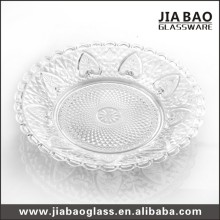 Glass Plate in Dishes & Plates, Wholesale Clear Glass Plates GB2301lh