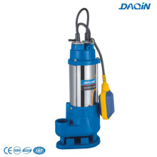 V Steel Stainless Sewage Submersible Pumps