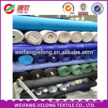 "China mejor venta de poliéster de algodón liso teñido de popelina mucho tejido tela tc bolsillo popelina tela 80/20 45x45 110x76 58/59 ""textil"