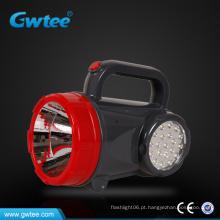Refletor de LED portátil recarregável de mão